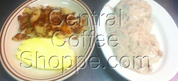central-coffee-shoppe-st-petersburg-fl-breakfast-specials-biscuits-and-gravy-2-eggs-homefries