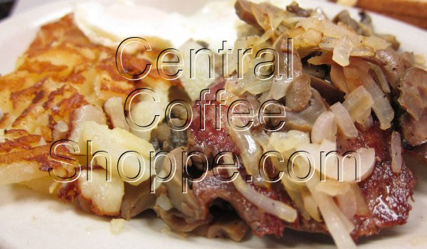 Central coffee shoppe st petersburg fl breakfast specials steak of the